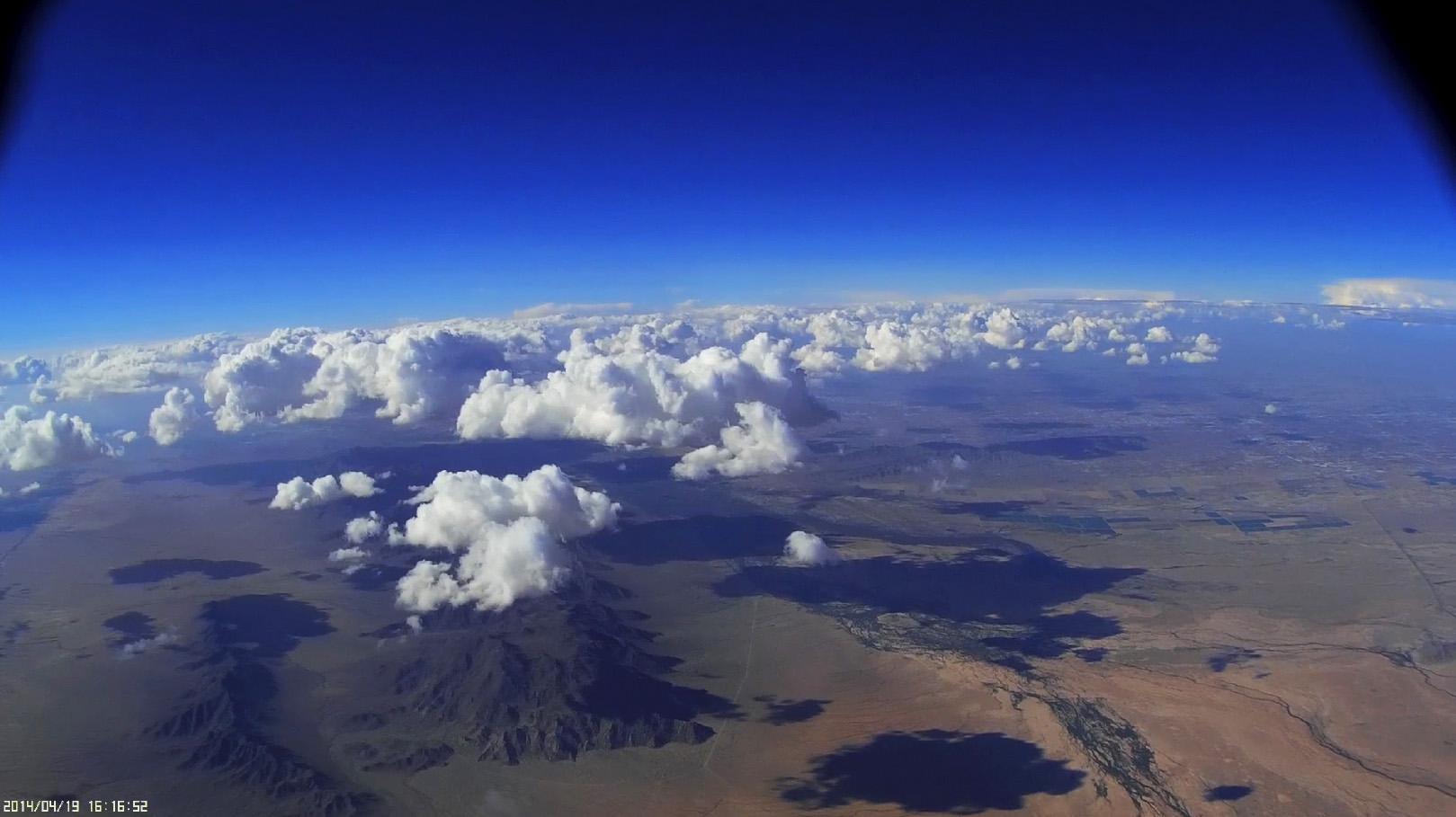 20000 feet ascending